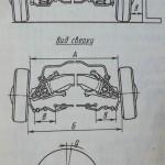 углы установки колёс передней подвески