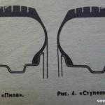 неравномерный износ протектора покрышек