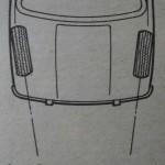 углы схождения колёс автомобиля