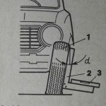 измерение угла развала колеса