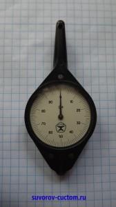 курвиметр с миллиметровой шкалой