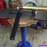 инструменты для выколотки крыла