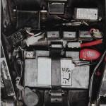 установка датчика объёма сигнализации