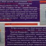 Российские аккумуляторы