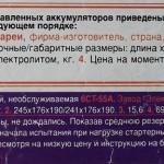 Саратовский аккумулятор