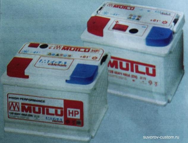 Система генератор/зарядное устройство/аккумулятор/лампочки