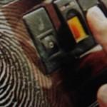 кнопка запуска двигателя по отпечаткам пальцев