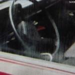 стекло двери водителя
