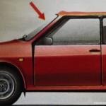 повышенный зазор двери автомобиля