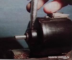 керним корпус моторчика вентилятора