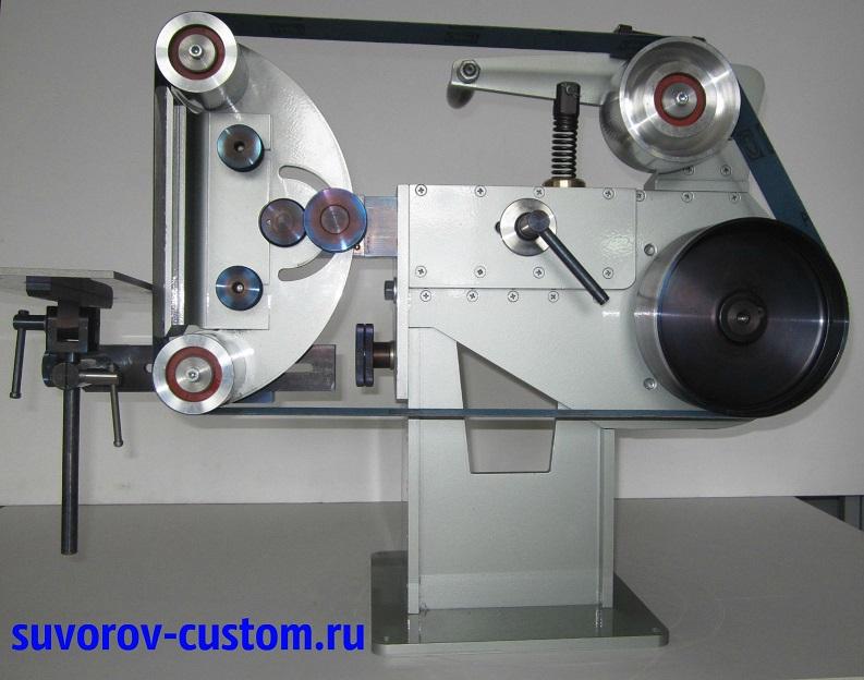 Ленточно-шлифовальный станок гриндер HD910