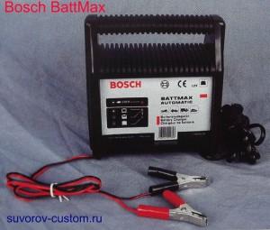 Зарядное устройство Bosch BattMax