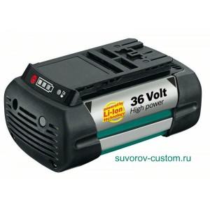 36 вольтовая батарея