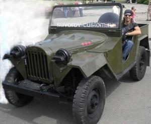 Газ 67-Б 1942 года выпуска
