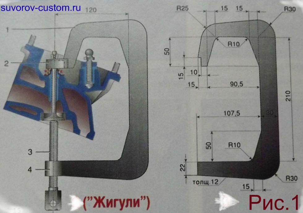 Как сделать съемник для клапанов