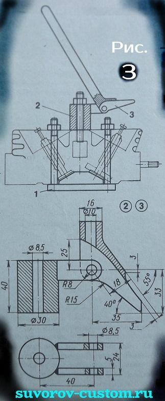 Устройство для рассухаривания клапанов своими руками