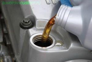 как заменить масло и фильтр на автомобиле