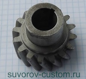 как установить на мотоцикл Урал или Днепр генератор от от трактора на 700 ватт