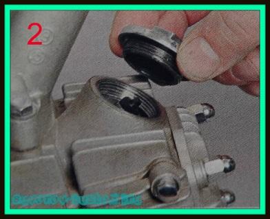 регулировка клапанов скутера