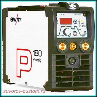 Сварочный полуавтомат от фирмы EWM