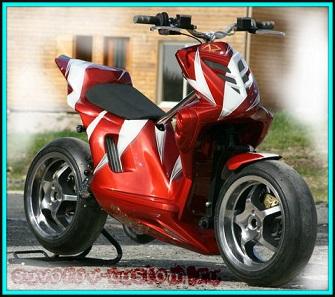 Как я мопед Honda DIO AF28 восстанавливал Часть2 | Пикабу | 297x335