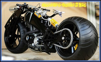 Как сделать мотоцикл тюнинг фото 836