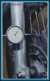 ремонт тормозов мотоцикла