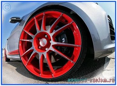 Какие колёса выбрать