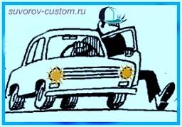 проваливается педаль тормоза