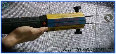 Прибор для индукционного нагрева крепежа