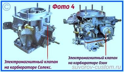 двигатель заводится и сразу глохнет