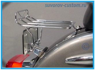 багажник на мотоцикл