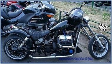 мотоциклы на учёте